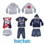 Linea Tuctuc Kids: 2-14 anni