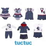 Linea Tuctuc New Born: 0-12 mesi