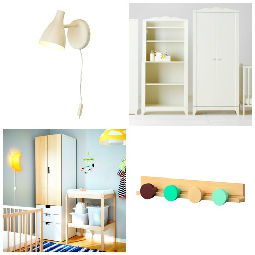 Come arredare la cameretta dei bambini in stile nordico - Ikea lampadario camera ...