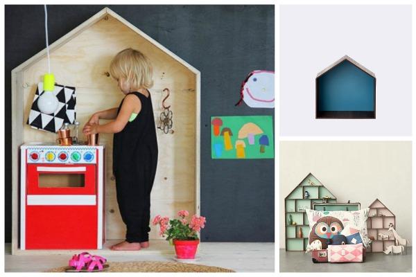 Casette di legno per arredare la cameretta dei bambini - Blogmamma ...