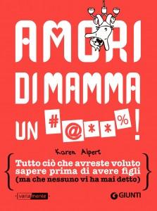 Amori di Mamma_copertina libro