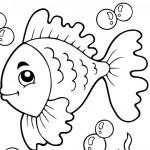 Disegni Di Pesci Da Stampare E Colorare.Pesce Di Aprile Immagini Da Stampare Colorare Condividere