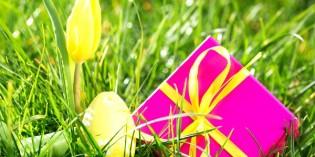 Regali di Pasqua: idee in alternativa all'uovo