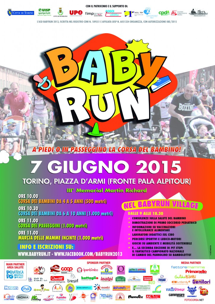 Babyrun Torino