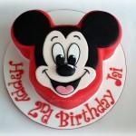 Festa a tema Topolino_torte di compleanno di Topolino