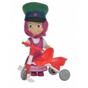 Giochi di Masha e Orso da comprare online_Masha con il triciclo