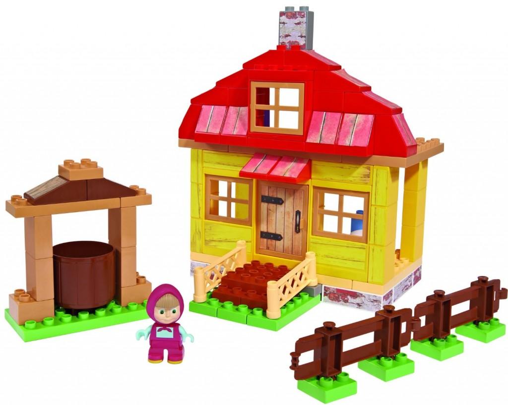 Giochi di masha e orso da comprare online casa di masha for Comprare piani casa online