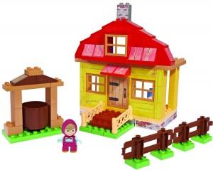 Giochi di Masha e Orso da comprare online_casa di Masha