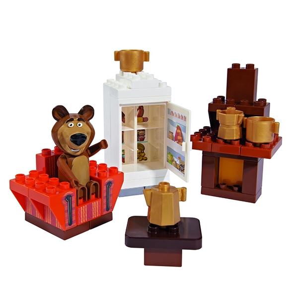 Giochi di Masha e Orso da comprare online_salotto di Orso