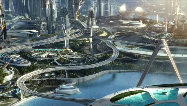 Tomorrowland il mondo di domani-film