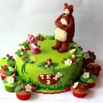 Torte Masha e Orso
