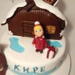 Torte Masha e Orso_neve