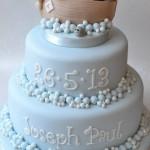 Torte decorate per battesimo_Arca di Noe