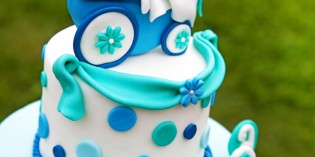 Torte decorate per battesimo: idee e tutorial