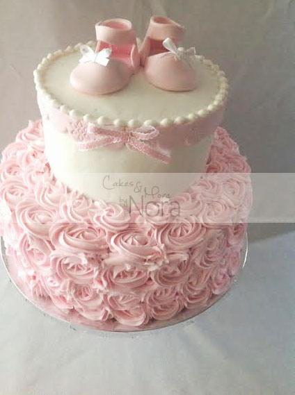 Ben noto Torte decorate per battesimo: idee e tutorial : Blogmamma.it EB44