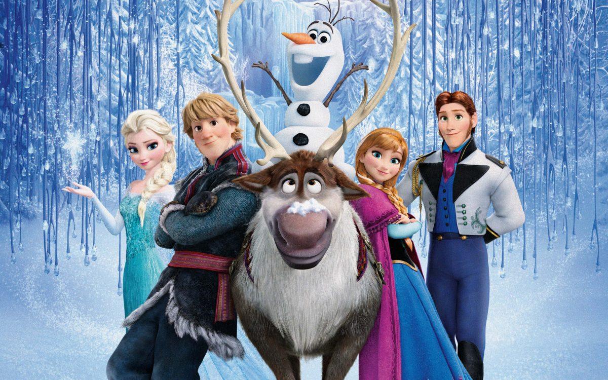 buffet per Festa a tema Frozen_copertina