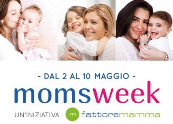 festa della mamma alla momsweek