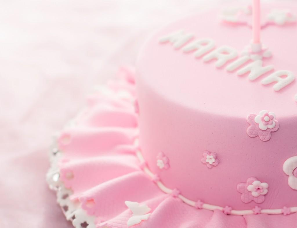 Torte per la prima comunione di una bambina for Decorazione torte prima comunione