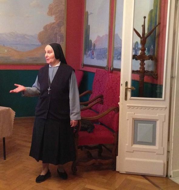 Asma grave: Istituto Pio XII