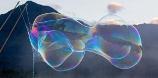 Come fare le bolle di sapone giganti fai da te