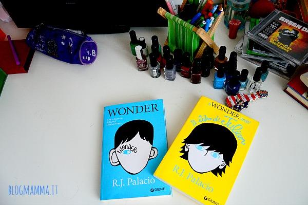 Il libro di Julian e Wonder