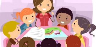 Regali di fine anno per maestre d' asilo