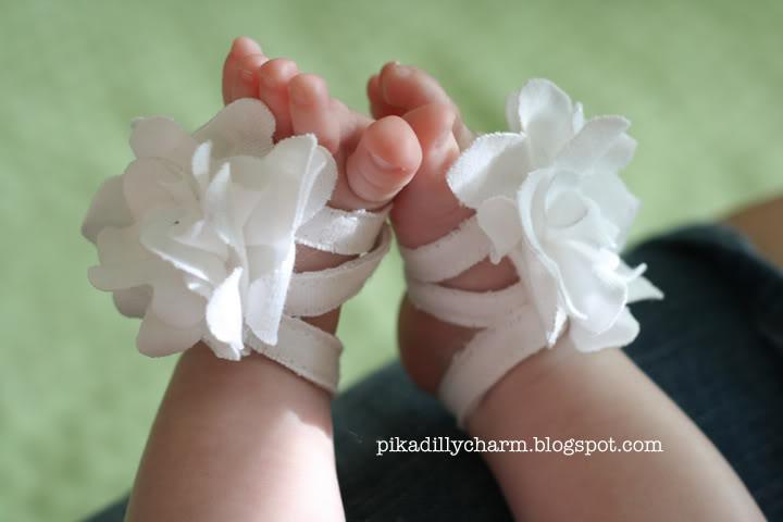 scarpine estive fai da te per bebè