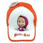 Accessori mare di Masha e Orso_cappellino