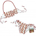 Accessori mare di Masha e Orso_costume da bagno bambina 2 pezzi
