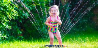 I consigli per un'estate sicura con i bambini