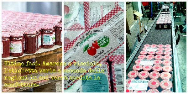 riposo, etichettatura, imballaggio