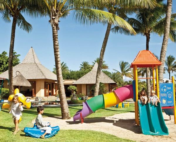 A Mauritius con i bambini