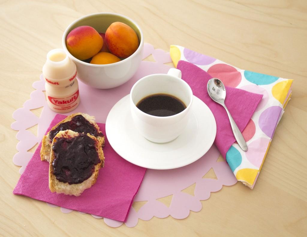 Mettersi in forma prima delle vacanze_colazione