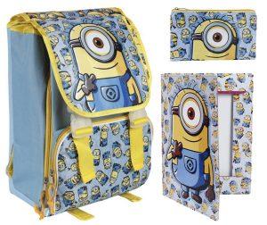 accessori scuola low cost da comprare on line_minions