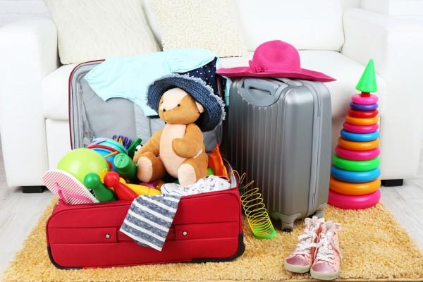 In viaggio col bebè: vacanza e nanna