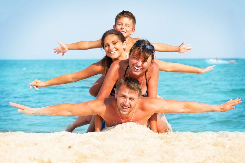Mettersi in forma prima delle vacanze_famiglia al mare