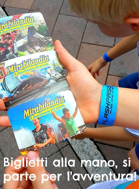 una giornata a Mirabilandia
