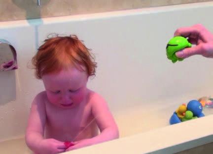 Il rifiuto nel bambino