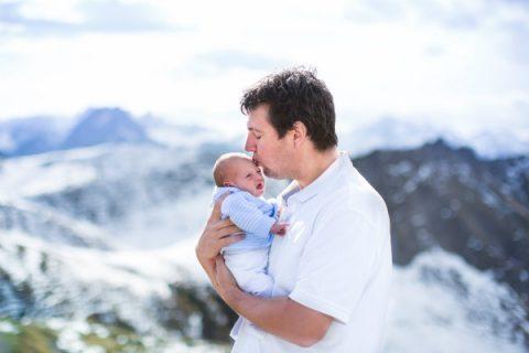 vacanza con il neonato