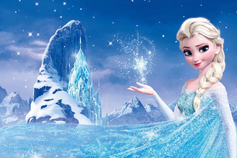 Accessori scuola di Frozen_Elsa copertina