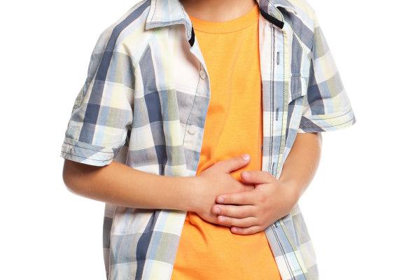 Problemi intestinali nei bambini