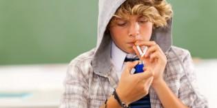 Fumo e adolescenti: che fare?