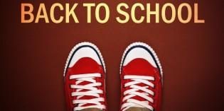 Scopri le scarpe bambino perfette per il #backtoschool