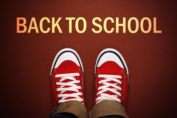 Scarpe-bambino #backtoschool