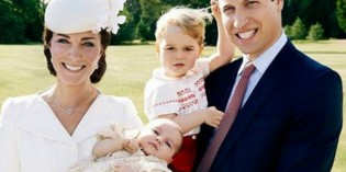 Kate Middleton - battesimo Charlotte