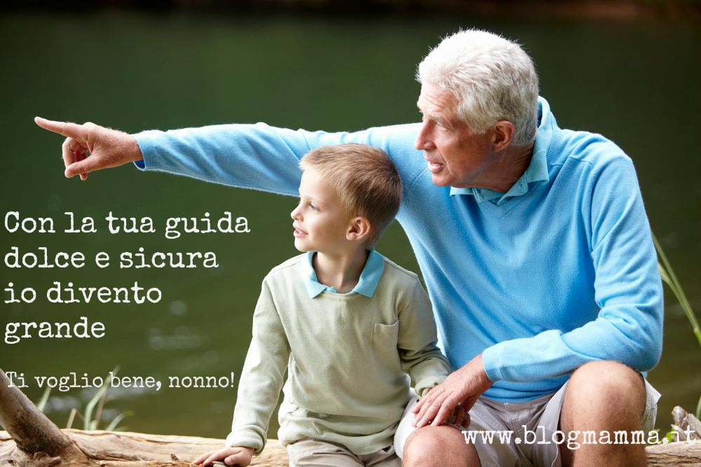 Auguri Matrimonio Dai Nonni : Festa dei nonni frasi e immagini da regalare dedicare