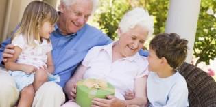 Festa dei nonni: lavoretti per bambini dell'asilo
