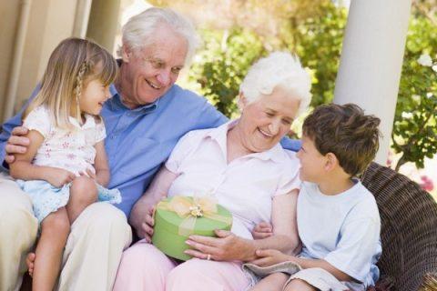festa dei nonni lavoretti per bambini dell'asilo
