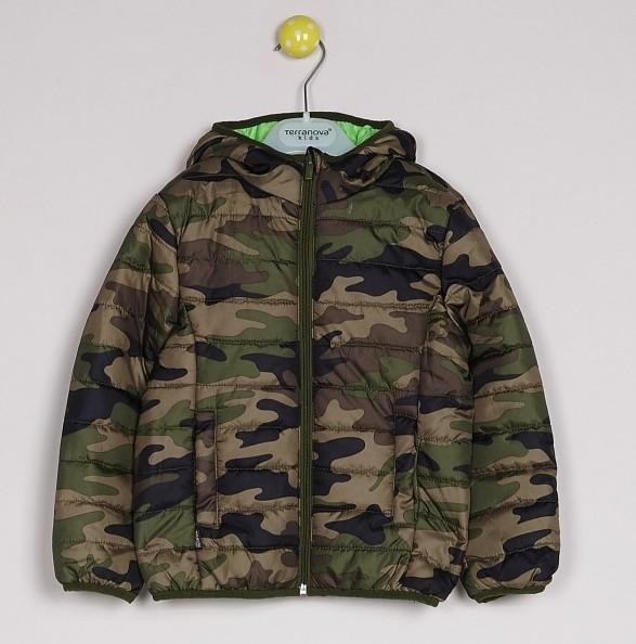 giubbotti, piumini e giacche per bambini