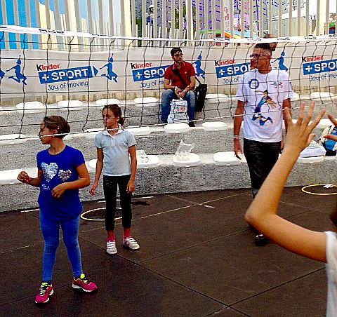 kinder+sport progetti scolastici